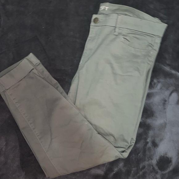 LOFT Denim - LOFT• Modern Skinny Ankle